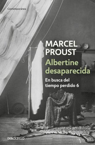 albertine desaparecida(libro literatura francesa)