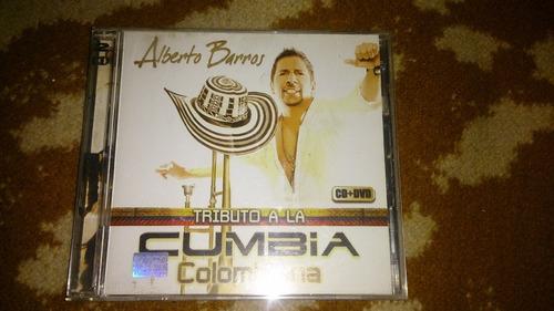 alberto barros tributo a la cumbia colombiana