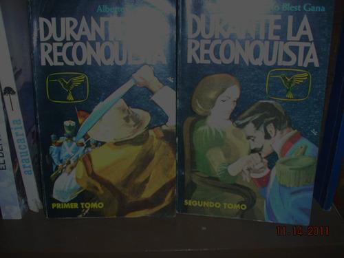 alberto blest ana: durante la reconquista.  2 tomos