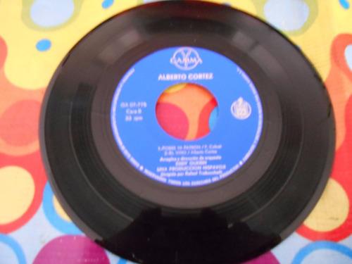 alberto cortez lp 45 rpm mariana