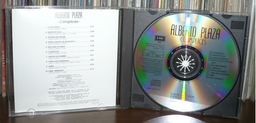 alberto plaza cd complices