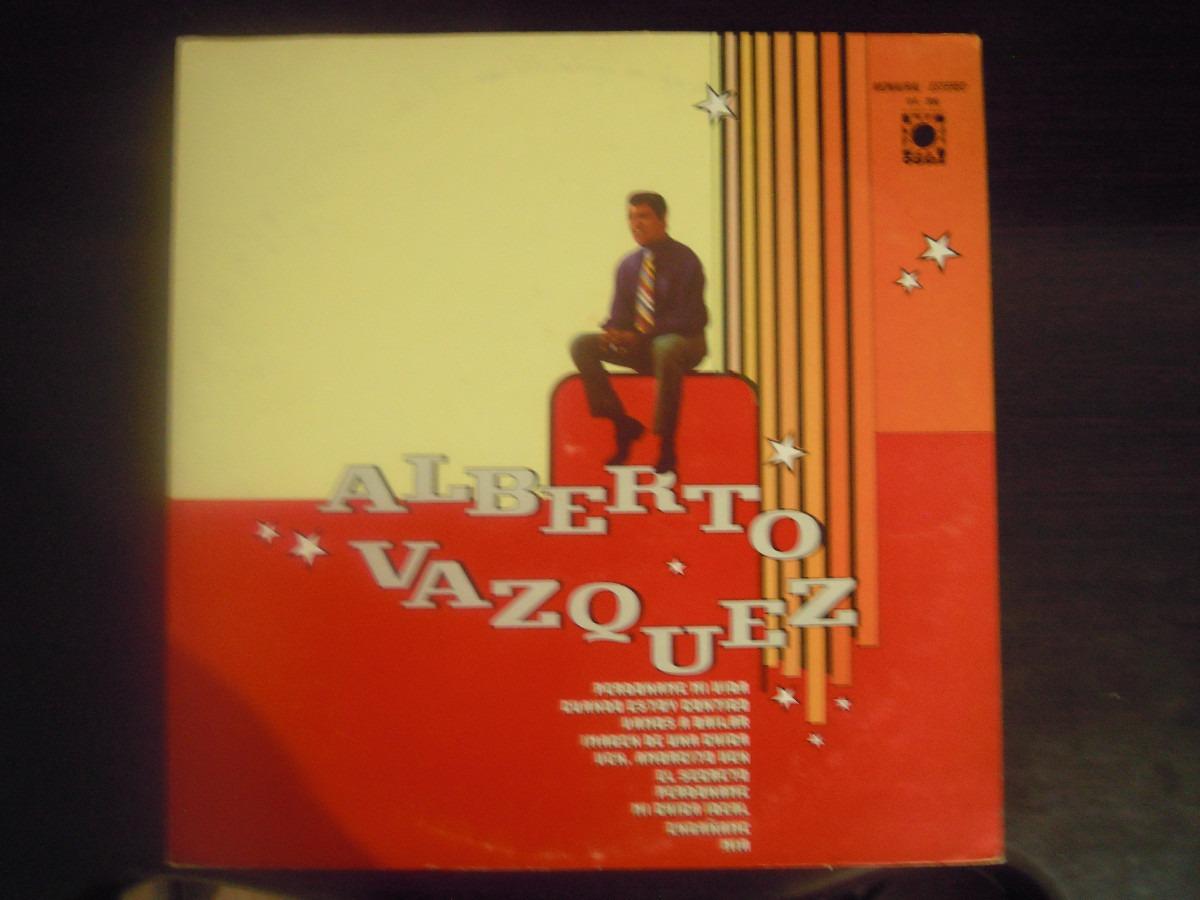 Alberto Vazquez Lp Perdoname Mi Amor 16000 En Mercado Libre