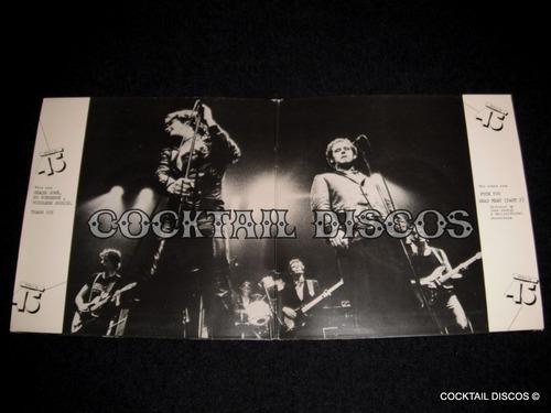 alberto y lost trios paranoias - heads down.. 1978 uk 2 lp 7