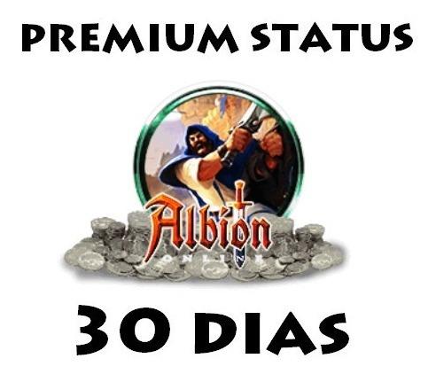 albion silver - premium status