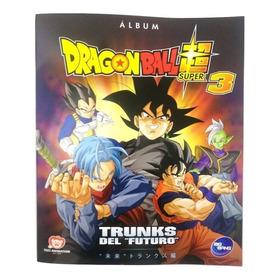Álbum + 50 Sobres De Dragon Ball Super 3 + Envío Gratis