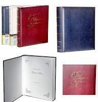 album 15 años/nuestra boda tipo pergamino   libro de firmas.