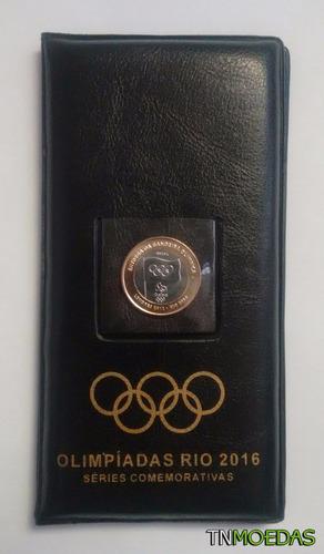 álbum 17 moedas olimpíadas completo com bandeira + adesivos