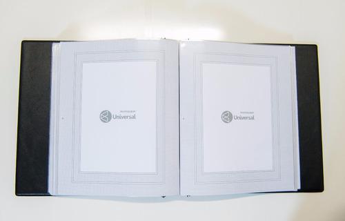 álbum 20x25 formatura maleta 100 fotos vários cursos
