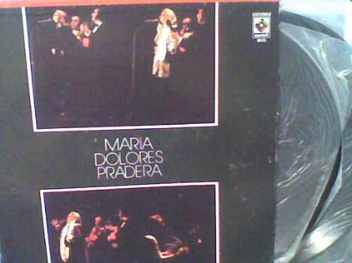 album 3 discos l.p. dolores pradera