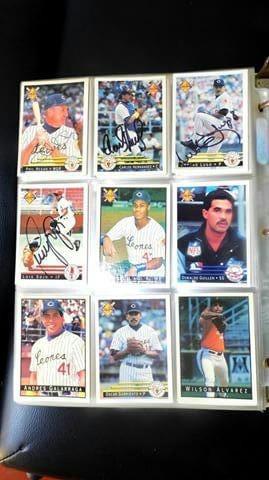 album  342 barajitas beisbol temporada 93-94