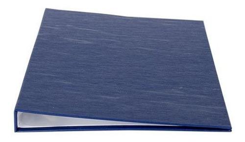 álbum 40 fotos 20x30 recor. azul m. marfim 6.045.109/03