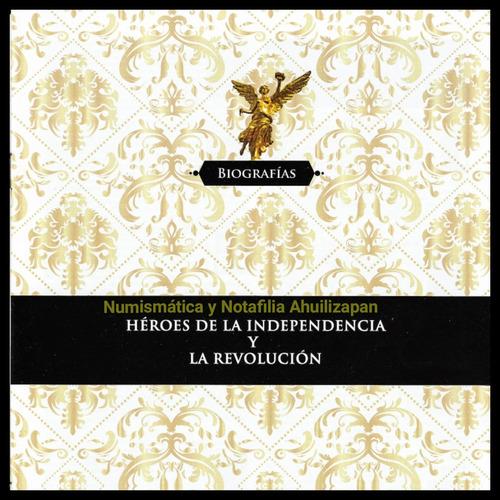 album angel para monedas de 5, 10 y 20 pesos conmemorativas