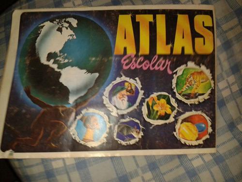 album atlas escolar excelentes condiciones