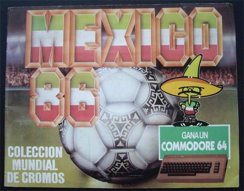 album barna mundial 1986 mexico 86 - 100% completo