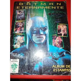 Album Batman Eternamente La Falta Solo 1 Muy Buen Estado