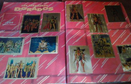 album caballeros del zodiaco 1
