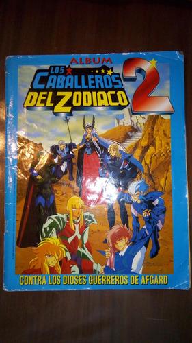 album caballeros del zodiaco 2 saint seiya 1995 navarrete