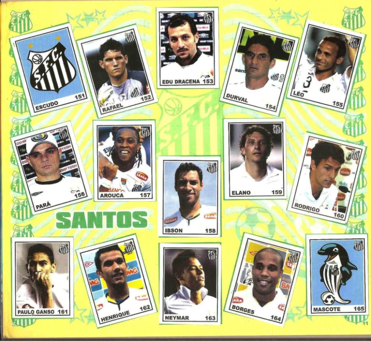 Panini Campeonato Brasileiro: Album Campeonato Brasileiro 2011