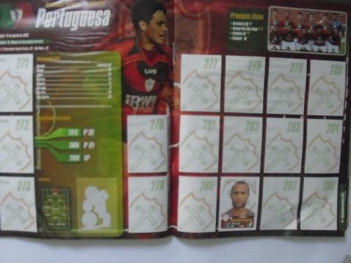 album campeonato brasileiro 2012