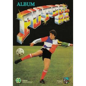 Álbum Campeonato Chile 1984 Salo Formato Impreso