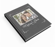 album capa dura personalizado 20x25 cm - 145 fotos - 36 pág