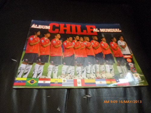 album chile al mundial  salo  vacio (878