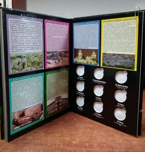 album coleccion de monedas 2019