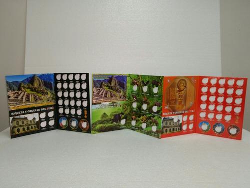album colección de monedas