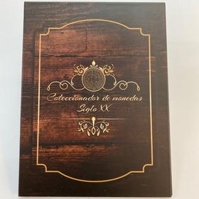 Album Coleccionador Para Monedas Siglo Xx