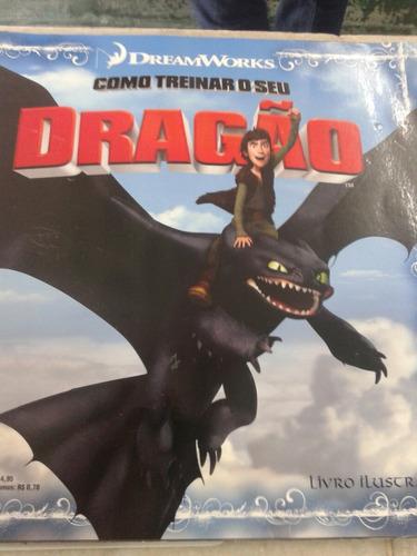 álbum como treinar seu dragão completo