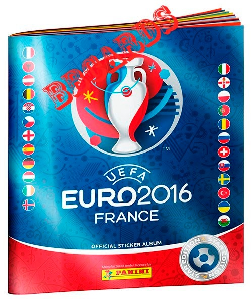 lbum completo euro 2016 france panini oficial frete. Black Bedroom Furniture Sets. Home Design Ideas