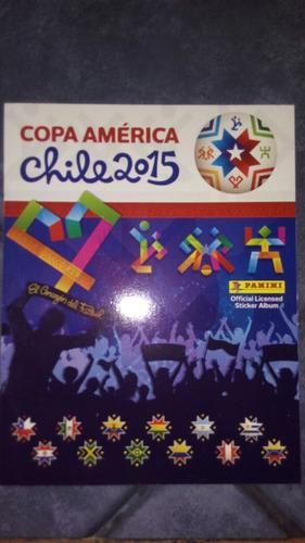album copa america chile 2015