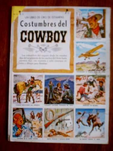 album costubres del cowboy edita novaro como nuevo
