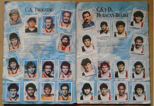 album crack adidas futbol uruguayo 89 completo
