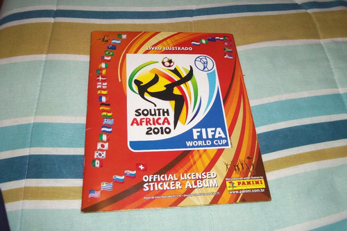 album da copa do mundo 2010 - completo