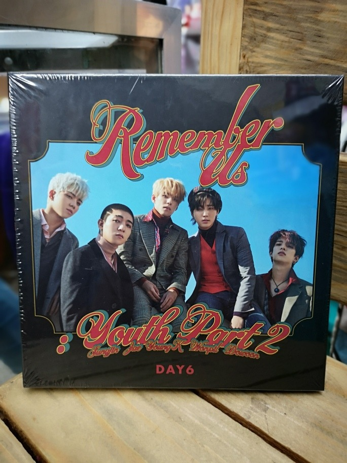 Album Day6 Remember Us Youth Part 2