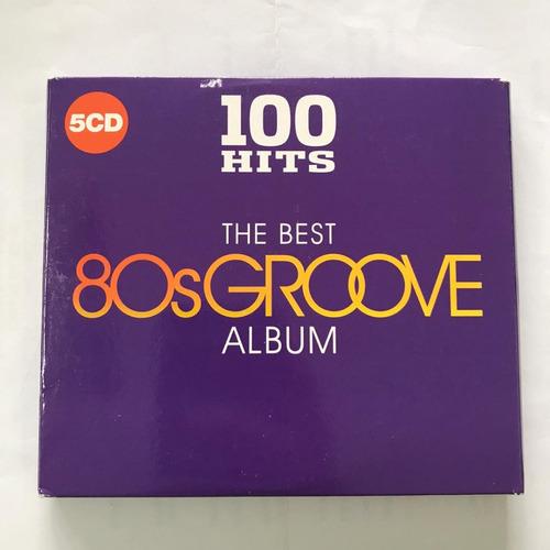 album de 5 cd album 100 exitos originales groove sony music