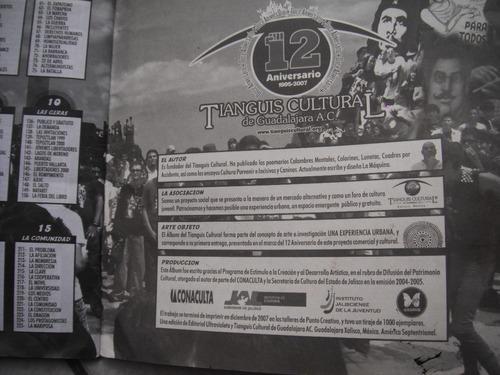 album de estampas de 12 aniversario tianguis culturalguadala