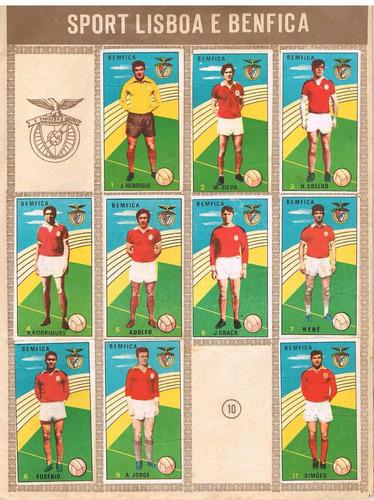 álbum de figurinha digitalizado equipes de futebol