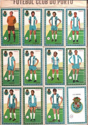álbum de figurinha digitalizado grandes idolos do futebol