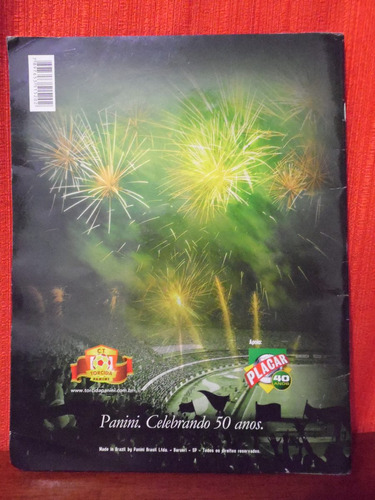 album de figurinhas - campeonato brasileiro 2011  séries a b