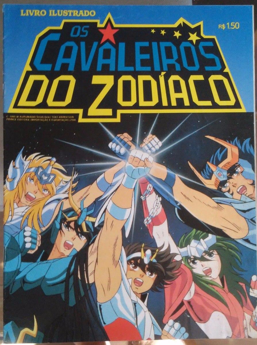 cd cavaleiros zodiaco 1995