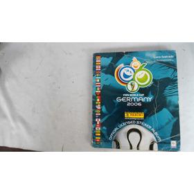 Album De Figurinhas Da Copa De 2006