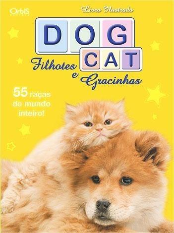 album de figurinhas - dog cat - filhotes e gracinhas