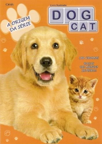 album de figurinhas - dog cat - origem da série