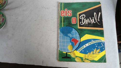 album de figurinhas  eis o brasil
