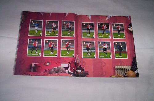 album de figuritas 2008/2009 de la liga eredivisie holanda.
