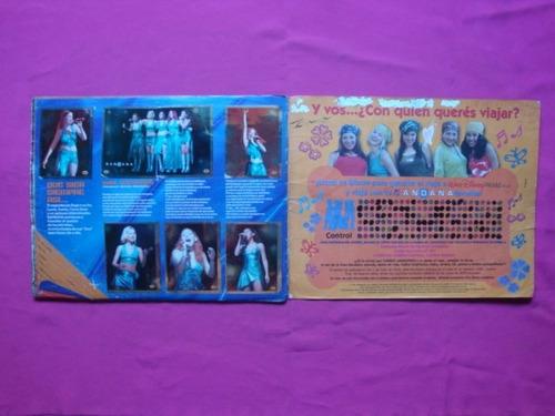 album de figuritas bandana