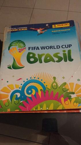 album de figuritas fifa brasil 2014