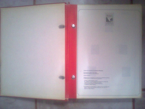 album de filatelia de méxico promexa